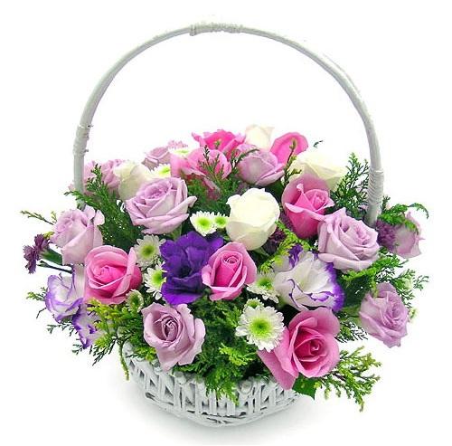 Cắm hoa ngày phụ nữ Việt Nam 9